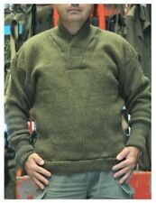 Maglione esercito norvegese in lana come nuovo