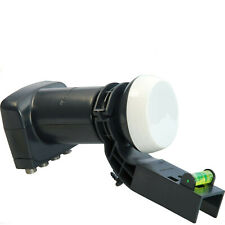 BRAND NEW MK4 UNIVERSAL MULTI ROOM QUAD LNB LMB FOR SKY + HD / FREESAT / HOTBIRD