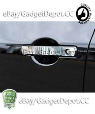 For 2008 2009 2010 2011 2012 2013 Nissan Rogue Chrome Door Handle Covers