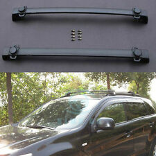 For Mitsubishi ASX Outlander Sport 10-16 Fit Top Roof Baggage Rack Crossbar Rail