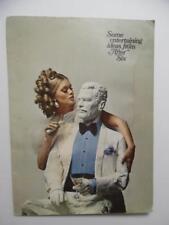 c.1968 Palm Beach Men's Formal Wear Catalog of Shirts Vests Cummerbunds Vintage
