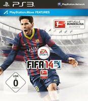 PS3 / Sony Playstation 3 Spiel - FIFA 14 [Standard] DE/EN nur CD