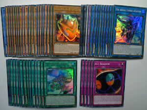 @Ignister Deck * Ready To Play * Yu-gi-oh