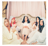 "K-PoP RED VELVET 2ND MINI Album ""The Velvet"" [ 1 Photobook + 1 CD ]"