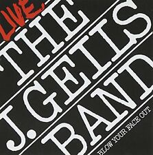 The J. Geils Band - Live: Blow Your Face Out [CD]