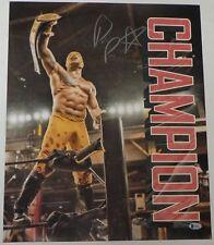 Prince Puma Signed 16x20 Photo BAS COA Lucha Underground Belt Ricochet Wrestling