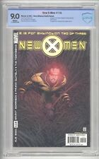 New X-Men #115 - Barry Windsor-Smith Variant Cover - Marvel/2001 - Cbcs 9.0