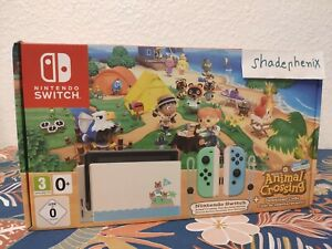 Neuve/New - Nintendo Switch Animal Crossing: New Horizons Édition Collector