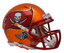 Tampa Bay Buccaneers NFL Replica Speed Mini Helmet - Blaze Alternate
