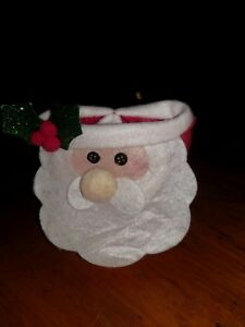 Father Christmas Can Holder.