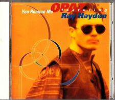 Opaz Featuring Ray Hayden ‎– You Remind Me CD JAPAN VICP-18009 Single Neo-Soul