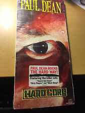 "Paul Dean ""Hard Core"" cd SEALED LONGBOX!"