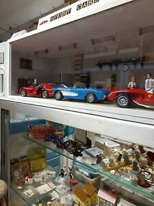 Half Scale Sports Car Dealership