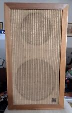 1950's Classic Acoustic Research Ar-1 Ar1 Dual Speaker Working & Clean