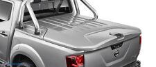 Genuine Nissan Navara Hard Top Tonneau Cover Polar White Part J77B0-4KE0GAU