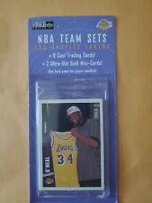 1996-97 upper deck nba team lakers with kobe Bryant RC and mini RC PSA 10 ????