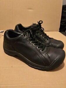 mens keen 10.5 black shoes