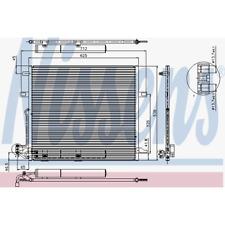 Kondensator Klimaanlage - Nissens 94897
