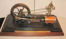 Cretors Steam Engine Popcorn 1907 Salem Oregon