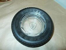 FIRESTONE TIRE ASHTRAY MADE IN FRANCE F-560 TIRE IS SUPER SOFT
