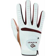 Bionic Women's RelaxGrip Caramel Palm Right Hand Golf Glove - Large