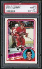1984 85 OPC O-Pee-Chee #67 Steve Yzerman Rookie Rc PSA 9 (oc) Mint Red Wings HOF