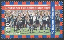 Germany 1997 Football/Sports/Games/Soccer/FC Bayern Munich 1v (n27912)