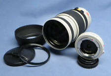 Canon Reflex Lens CL 8-120mm f/1.4-2.1 Zoom Lens w/CL 2x Extender for Video