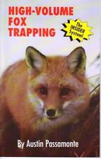 High Volume Fox Trapping,Insider System,Fox Trapping . B137