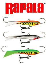 Rapala Snap Rap Ice Fishing Jigging lure. SNR Different sizes & colors // NEW**