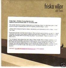 (213Y) Friska Viljor, Old Man - DJ CD
