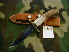 RANDALL KNIFE KNIVES RKSA1, FIRST CLUB KNIFE,STAG   #4980