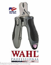 Wahl E-Z Nail Rechargeable Cordless Nail Claw CLIPPER/Trimmer & GRINDER In ONE