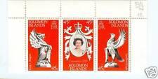 QUEEN ELIZABETH II 25th CORONATION SOLOMON ISLANDS 1978