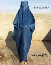 AUTHENTIC AFGHANISTAN LADIES MUSLIM ISLAMIC BURQA JILBAB ABAYA KAFTAN VEIL BURKA