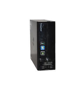 eMachines EL1352 SFF Desktop PC AMD Athlon II 170u CPU 4G Ram 500G HDD Win 7