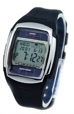 Casio Classic Watch * DBE30-1A Digital Solar Databank Black Resin COD PayPal