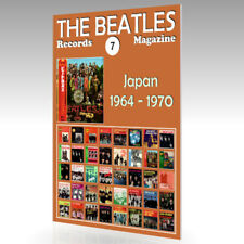 The Beatles Records Magazine No. 7 - Japan (1964 - 1970) - Full Color Guide