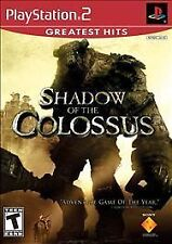 Shadow of the Colossus Greatest Hits (Sony PlayStation 2, 2006)