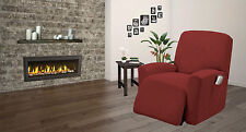 Stretch Slipcover Recliner, Couch Cover, Sofa Cover, Furniture Chair Slipcovers