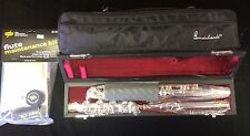 Gemeinhardt 30B Open Hole Flute with B Flute, Maintenance Kit and Free Shipping!