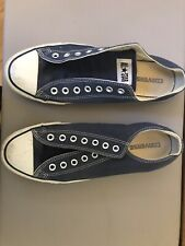 Convers All Star Navy Blue UK 10