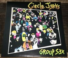 KEITH MORRIS SIGNED AUTOGRAPH THE CIRCLE JERKS GROUP SEX ALBUM w/EXACT PROOF