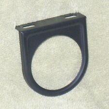 """2"""" / 52mm Single Gauge Mounting Bracket.... Black"""