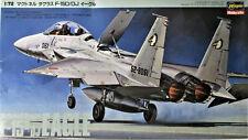 HASEGAWA K26:1500 F-15D/DJ EAGLE PLASTIC MODEL KIT 1:72 SCALE