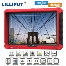LILLIPUT A7s 7inch FHD IPS Screen Camera Field Monitor 4K 1000:1 500cd/㎡ M8C9