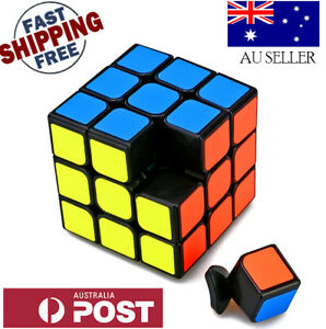 Magic Cube 3x3x3 Ultra Super Smooth Fast Speed Puzzle Toys AU STOCK