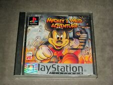 Mickey Wild Adventure Version Platinum ps1/PlayStation