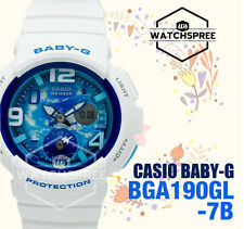 Casio Baby-G Beach Traveler Series Watch BGA190GL-7B