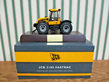 JCB 3185 Fastrac Specialist Collectors Edition By Ertl 1/32nd Scale